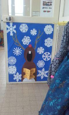 Porte de classe on pinterest classroom door classroom for Decoration porte classe etoile