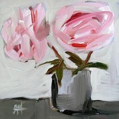 Peonies.  Angela Moulton