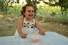 Mutluluk 2 yaş Happy birthday