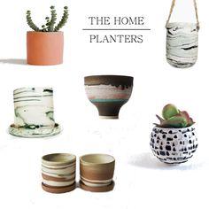 HOME // PLANTERS