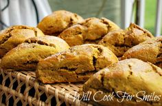 Will Cook For Smiles: Pumpkin Scones