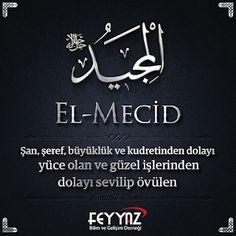 Cübbeli Ahmet Hoca: Esmaül Hüsna Resimli Türkçe Anlamları Allah Names, Religion, Faith, Words, Detox Baths, Antalya, Bb, Loyalty, Horse