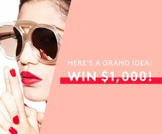 We're Giving Away $1,000! Enter Now:  http://r29.co/1Gi4kMx?utm_campaign=naytev&utm_content=55f72a7ae4b09ba748bc6f05