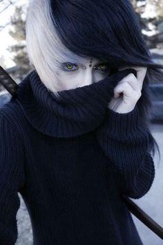 peinado-emo-de-disfraz