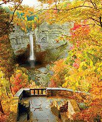 Taughannock Falls - Ithaca, NY