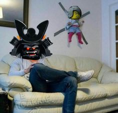 (Jk, I think Garmadon was a great father. Sure he was evil, but even when they knew his son would be his enemy, he'd always drop anything he was doing if it meant keeping Lloyd safe. Lego Memes, Ninjago Memes, Ninjago Kai, Lego Ninjago Movie, Arte Ninja, Goth Bands, My Hero Academia Manga, Cute Disney, Super Mario Bros