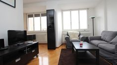 Nearby the lake and downtown. Beautiful newness studio with a lake view. It includes: an entrance hal Furnished Apartment, Chf, Lausanne, Entrance Hall, Lake View, Geneva, Rental Apartments, Switzerland, Real Estate