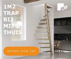 Space Saving Staircase, Small Staircase, Attic Stairs, House Stairs, Standard Staircase, Spiral Staircase, Staircase Ideas, Home Stairs Design, Home Interior Design