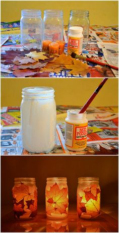 Top 21 Insanely Cool Crafts for Kids You Want to Try Halloween Decorations For Kids, Halloween Crafts For Toddlers, Toddler Crafts, Crafts For Teens, Preschool Crafts, Diy For Kids, Easy Diy Crafts, Recycled Crafts, Fall Crafts