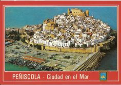 Peñiscola, the Castle (from Hector) | by valdagua