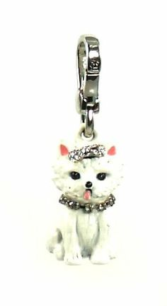 Juicy Couture Jewelry Maltese Charm on sale at The Bagtique http://www.amazon.com/dp/B00DSTPN02/ref=cm_sw_r_pi_dp_AOcytb1A97TXQQNH