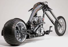 Custom Chopper.