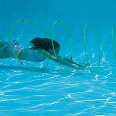 Swimline Underwater Swimming Hoops