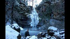 Waterfalls of Jefferson State