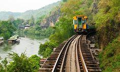 Thai railway (Shutterstock.com) - Provided by Wanderlust