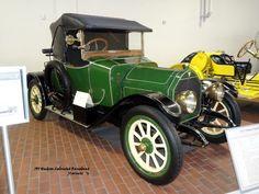 1911 Hudson Cabriolet Runabout