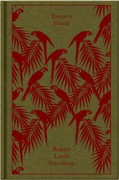 Treasure Island - Penguin Clothbound Classic from Ben Pentreath's fab shop