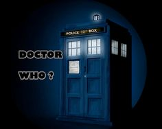 """""""Who?"""" Posters by drwhobubble 