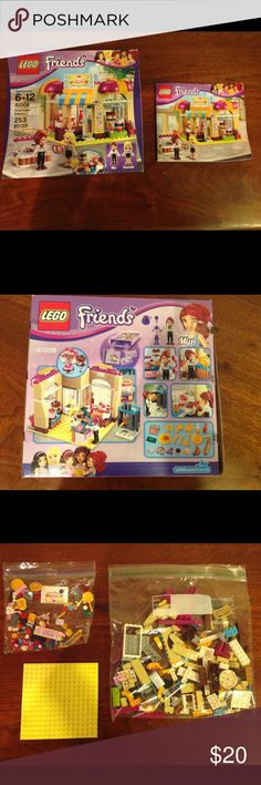 Lego Friends- Andrea's Mountain Hut | Customer support