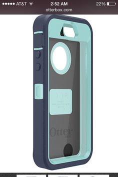 iPhone 5s Commuter Otter Box case
