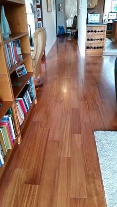 Finally...my new Doussie floors