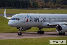 American Airlines Boeing 757-223 Boeing Aircraft, Boeing 777, American Air, Air Photo, Air Lines, Commercial Aircraft, Spacecraft, Jets, Planes