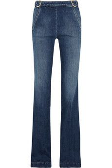 Stella McCartney High-rise flared jeans | NET-A-PORTER