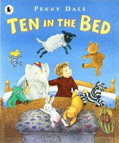 Ten in the Bed, Penny Dale. 25/04/14.