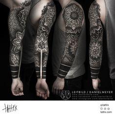 Submission byleitbild LEITBILD / Daniel Meyer - Healed Mandala Sleevetattrx.com/artists/daniel-meyer-leitbild