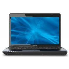 "Toshiba 14"" Satellite L745-S4210 Laptop i3-2310M 4GB 640GB (Brushed Aluminum Blue)"