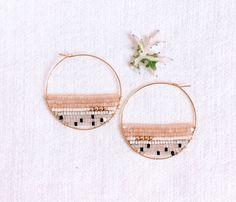 New collection from Slow jewelry. ゴールドのアクセントがおしゃれに耳元を演出します^^