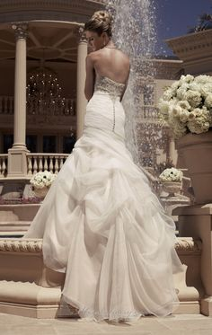 Casablanca Bridal 2107 by Casablanca Bridal