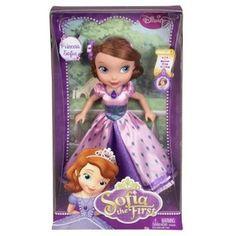 Disney Sofia the First Basic Doll