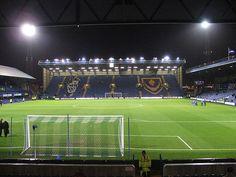 Fratton Park. Portsmouth FC