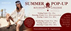 Summer Pop-Up Boudoir Lingerie -- Ingelmunster -- 09/06-17/06