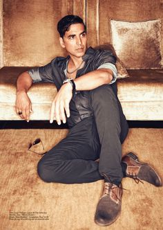 Akshay Kumar. Bollywood Actors.