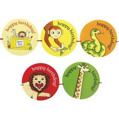 This Dear Zoo Bunting will look amazing at your Dear Zoo Party. Dazzle also offers lots of other Dear Zoo Party Products Zoo 1st Birthday Party, Happy Birthday Bunting, Party Bunting, Birthday Ideas, Bunting Garland, Birthday Cakes, Dear Zoo Party, Zoo Party Themes, Party Ideas
