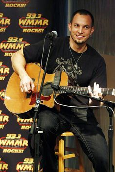 Mark Tremonti (Lead Guitarist of Creed and Alter Bridge)