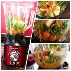Sos sałatkowy pomidorowo-sezamowy Paleo, Kitchen Appliances, Diy Kitchen Appliances, Home Appliances, Beach Wrap, Kitchen Gadgets, Paleo Food