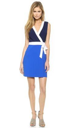Diane von Furstenberg Gracie Wrap Dress