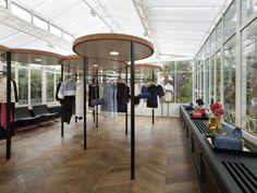 Pop up store verano 2013 de Chanel en el hotel de la Mistralée (Saint Tropez)