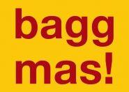 Postkarte: baggmas