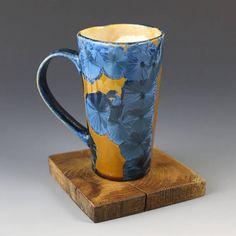 Tall Cup Blue Orange 101 oz / 300 ml