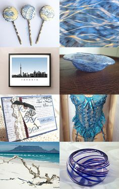The Blues  by Harriet on Etsy--Pinned with TreasuryPin.com