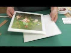 How to Matte a Picture