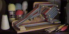 Inkle weaving - Wikipedia, the free encyclopedia