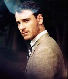 Michael Fassbender has all the looks