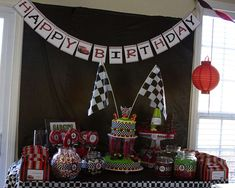 Disney Cars/Children Birthday Party Ideas | Photo 6 of 54 | Catch My Party