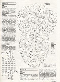152 Fantastiche Immagini Su Centri Ovali Schema Uncinetto