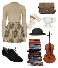 finally got polyvore, time for cute outfits actually by me